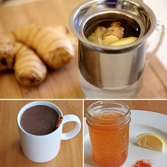 Healthy Hot Drinks to Warm You Up This Winter
