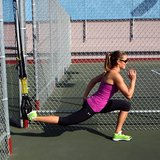 TRX Lower-Body Workout