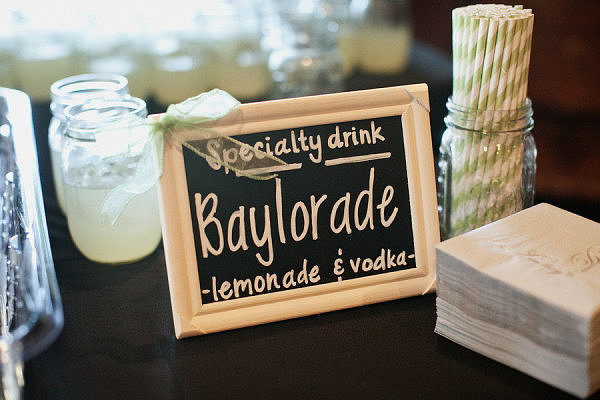 Team-Inspired Signature Drink