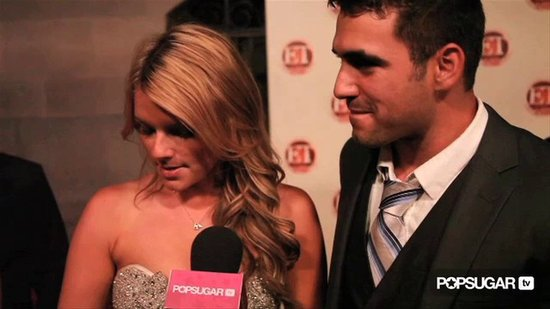 Video: Bachelorette Ali & Roberto Talk Wedding Plans, Dresses, & Jewelry!