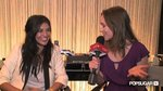 Gossip Girl's Jessica Szohr on Beauty Advice at 2011 NYFW