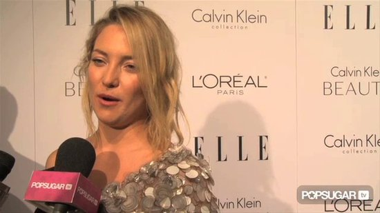 Video: Kate Hudson Shares Plans For a Music Career