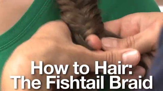 Preview - How To Fishtail Braid