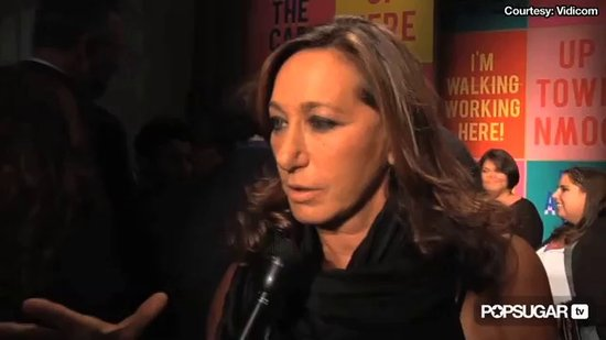 Spring 2011 New York Fashion Week Interview: Donna Karan & The Veronicas