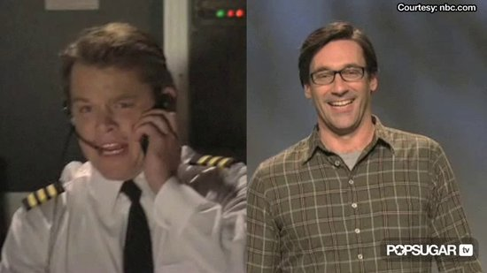 Video: Both of Matt Damon & Jon Hamm's 30 Rock Live Takes