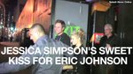 PREVIEW: Jessica Simpson Sweetly Kisses Eric Johnson