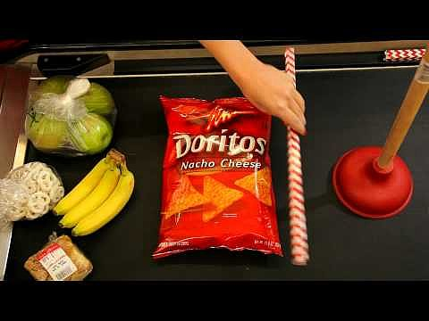 "Doritos: ""Express Checkout"""