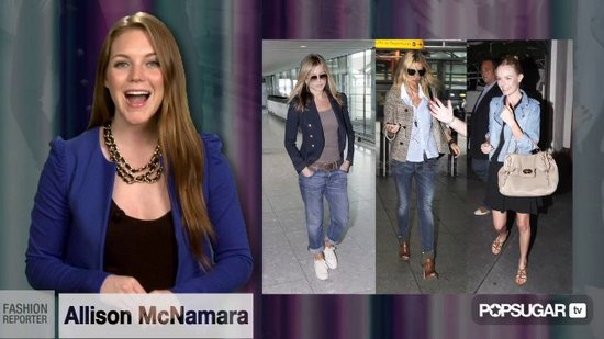 FabSugarTV: Ten Celebrity Denim Looks From 2010!