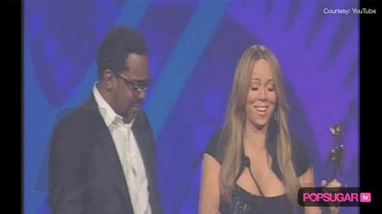 Video: Mariah's Tipsy Acceptance Speech