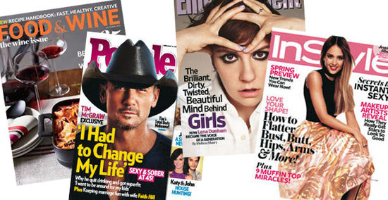 Up to 88% off at Magazine Reader Mall