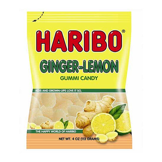Haribo Ginger-Lemon Gummi Candy