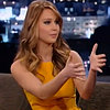 Jennifer Lawrence on Jimmy Kimmel Live Jan. 31, 2013 Video