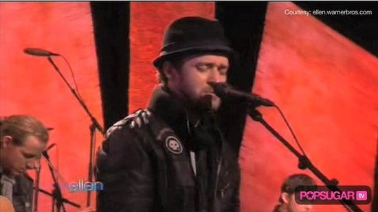 Video: Justin Timberlake Brings His Singing Back