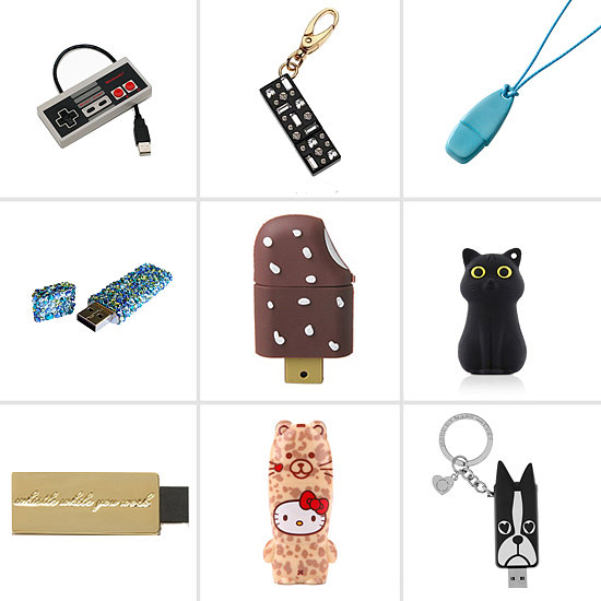 10 USB Drives Too Cute to Lose