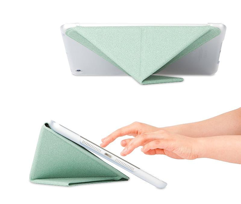VersaCover Mini Aloe Green With Translucent Back Cover ($50)