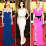 To get you psyched for more red-carpet fashion, we posted the best looks from SAG Awards past.
