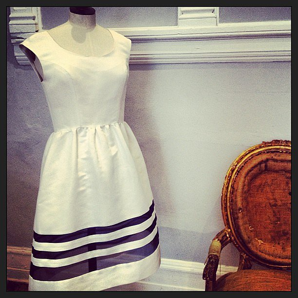 How perfect is this Nonoo Spring sundress?