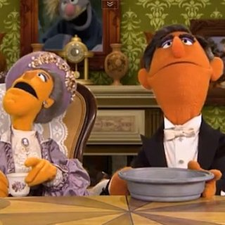 Sesame Street's Downton Abbey Parody