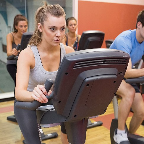 How to Maximize Your Cycling Hour at the Gym