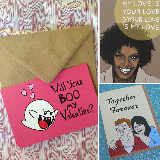 '90s Valentines to Tell Loved Ones They're All That