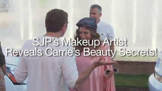 Preview - BTV Feature - SATC Makeup