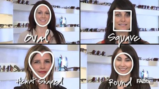 How to Find the Perfect Shades For Your Face!