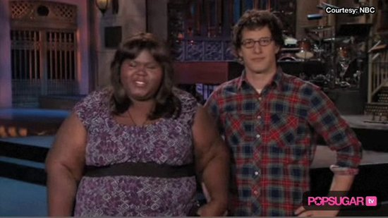 Video: Gabourey's Latest Celebrity Crush