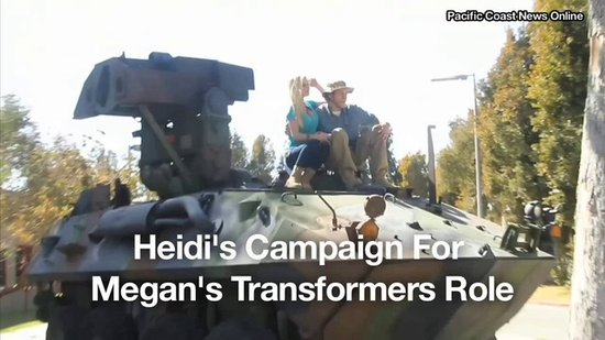 Preview: Heidi Montag Wants Megan Fox's Transformers Role