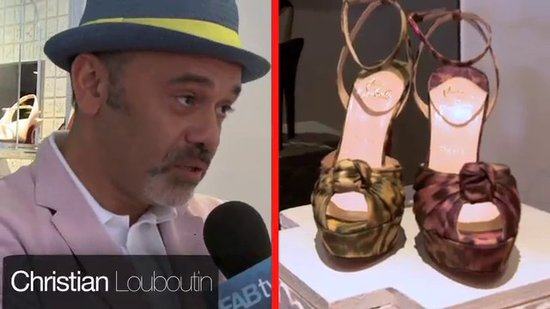 Meet Christian Louboutin: Must Haves, Obsessions and Sneak Peek!