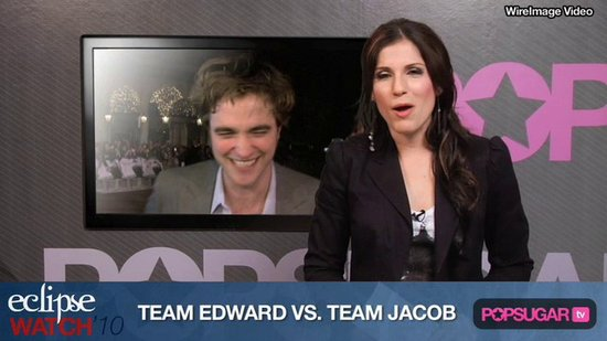 Eclipse Watch: Stars of Twilight, The Hills, & More Pledge Team Edward vs. Team Jacob