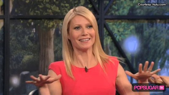 Video: Gwyneth Is Proud to Count Brad as an Ex