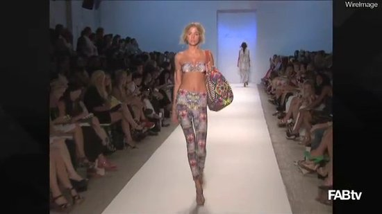 Bold and Bright Swimsuit Trends Make a Splash on Miami Runways