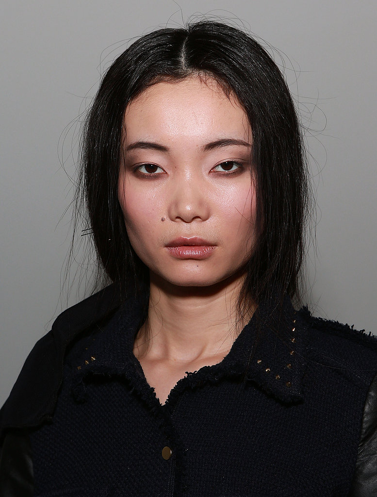 '90s grunge is a huge trend for Fall, so pull out your dark, moody hues to get the look from Tibi.
