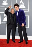 Quincy Jones and John Mayer