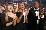Jessica Biel, Beyoncé, and Jay-Z