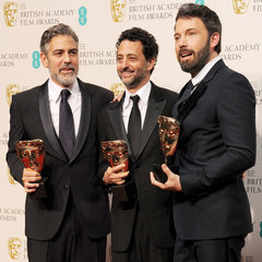 2013 BAFTA Awards Celebrity Pictures and Winners