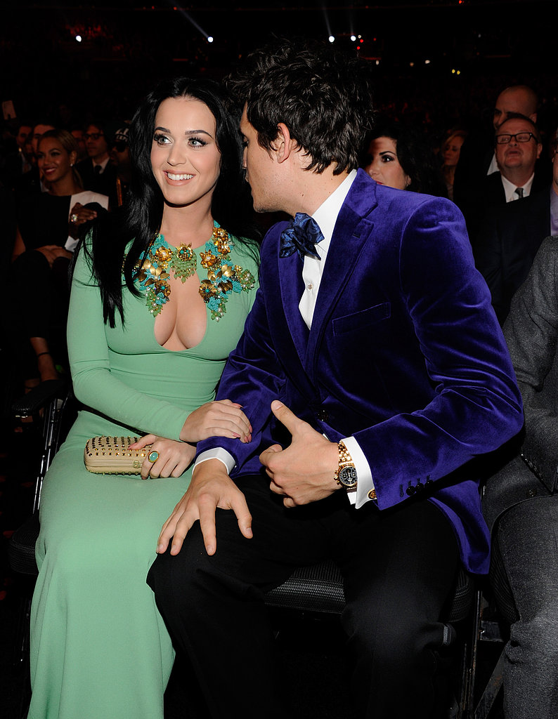 Katy Shares Fun Grammys Moments With John — and Ellen!