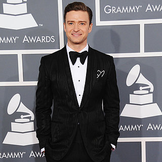 Justin Timberlake at the Grammys 2013 | Pictures