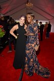 Kelly Osbourne and Estelle linked up on the red carpet at the Grammys.