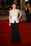Jennifer Garner Goes Backless For the BAFTAs With Ben