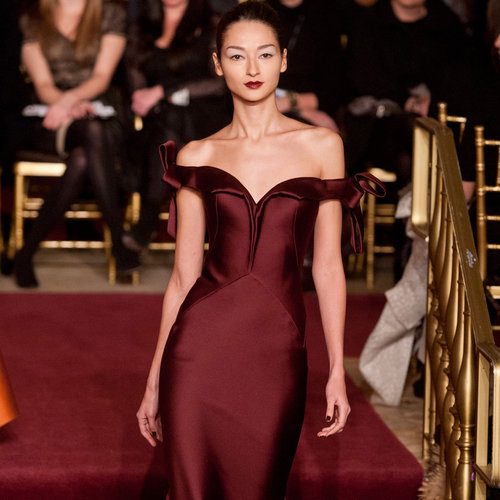Zac Posen Runway | Fashion Week Fall 2013 Photos