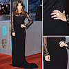Caroline Flack at BAFTA Awards 2013