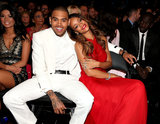 Chris Brown and Rihanna, 2013