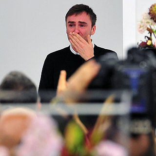 The Most Emotional Moments of Fashion Week