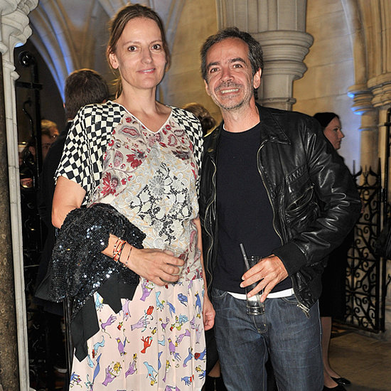 Suzanne Clements and Inacio Ribeiro