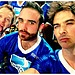 Neil Patrick Harris photo-bombed Ian Somerhalder.