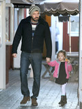 Ben Affleck Breaks For Breakfast With Sera Following His Weekend Win