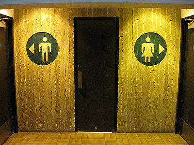 When to Stop Taking Your Son to the Women&#039;s Bathroom