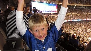 6-Year-Old Sends Football Player His Life Savings