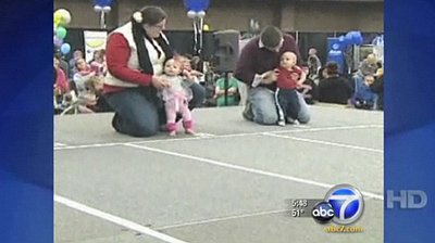 Will Baby Racing Become a Sport? (VIDEO)